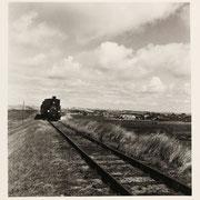 Inselbahn, Kampen 1950