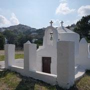 Ios, l'une des nombreuses chapelles