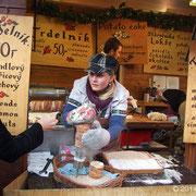 お菓子の屋台(チェコ)兵庫県Fさん