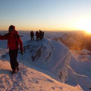 Schermberg, Totes Gebirge im Winter