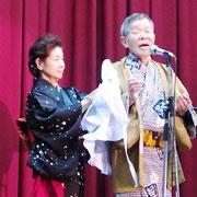 開校40周年記念の特別演目-歌謡曲と新舞踊