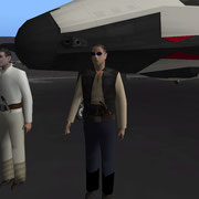 UCGO Pack Star Wars - Luke Skywalker & Han Solo