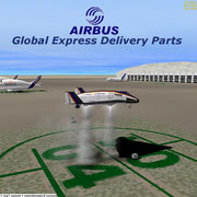 AIRBUS Global Express Delivery Parts