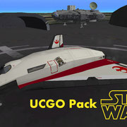UCGO Pack Star Wars Rebel Alliance DGIV
