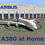 Toulouse Blagnac - The Airbus A380 at Home