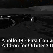 Apollo 19 - First Contact