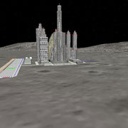 Nueva York city scenery (Moon)