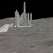 Nueva York city scenery (Moon)