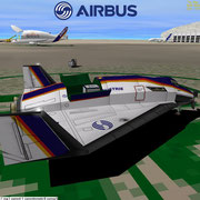 DGIV & UCGO Cargo Airbus - Screen Capture