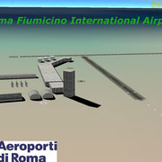 Roma Fiumicino International Airport