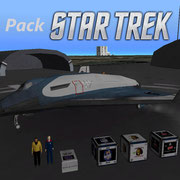 UCGO Pack Star Trek