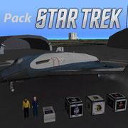 UCGO Pack Star Trek