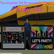 UCGO Cargo Party Set