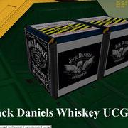 UCGO Cargo Jack Daniels