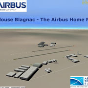 Toulouse Blagnac - The Airbus Home - Screen Capture