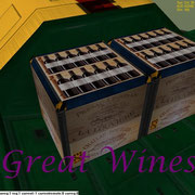 UCGO Cargo Great Wines