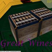 UCGO Cargo Great Wines