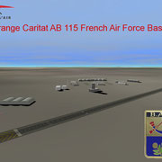 Orange Caritat AB 115  - The Mirage 2000 Home