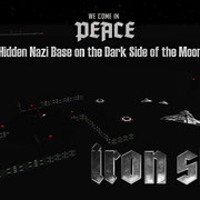 Iron Sky - Hidden Nazi Base on Dark Side of the Moon