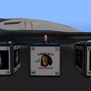 UCGO Pack Star Trek Cargo Spock Beer, Good Tea from Klingon, Star Trek Soda