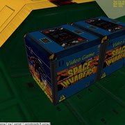 UCGO Cargo Space Invaders
