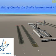 Paris Roissy Charles De Gaulle International Airport