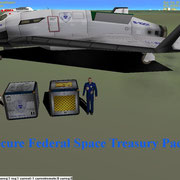 Secure Federal Space Treasury Pack