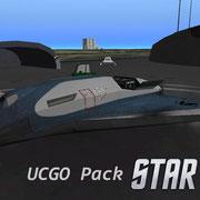 UCGO Pack Star Trek DGIV Star Trek (USS Enterprise shuttle)