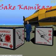 UCGO Cargo  Sake Kamikaze