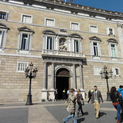 """Palau"" de la Generalitat (Plaza ""Sant Jaume"")"