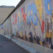 le Mur à East-Side-Gallery