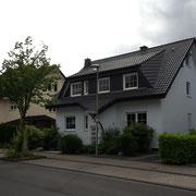 Fassade neu gestrichen