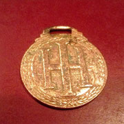Interhational Harvester watch fob found by Jim Shipman