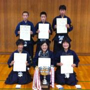 H22市民スポーツ祭中学男子、女子の部(中学新人戦兼)