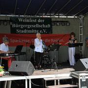 12.08.2012 - Weinfest Bürgergesellschaft Krefeld-Mitte
