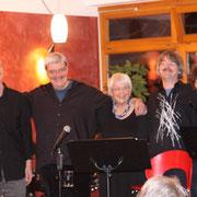 17.03.2012 - Tribute to Cole Porter, Café Ö., Krefeld-Hüls