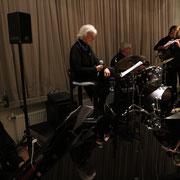 11.10.2013 - Ringelnatz und Jazz Premiere - VHS Krefeld
