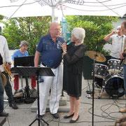 06.07-2012 - Karin's 50-jähriges Bühnenjubiläum am Jazzkeller Krefeld