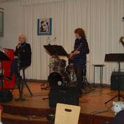 26.01.2014 - Ringelnatz und Jazz - Kommunikations-Center Wülfrath-Schlupkothen