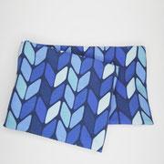 Stirnband Jersey: Arrow blau