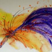 Acryl auf Leinwand   50 cm x 100 cm ............
