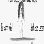 Mein Beitrag zum Thema: Anorexia Nervosa.