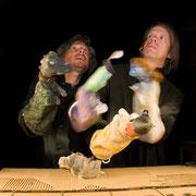 Die Zauberflöte-eine Prüfung - Toulouse, Juni 2009