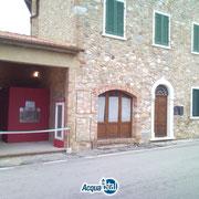 Castellina in Chianti loc. Piandiscola (Siena)
