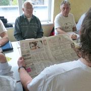 Das Triebes Tagesblatt veröffentlicht erneut ganz aktuell über die Schau