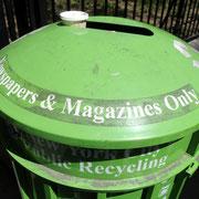 Endlich eine Erfindung, die unseren Job als Zeitungsmacher in Vollendung würdigt.