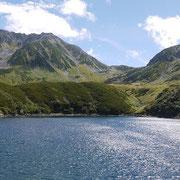 2012年9月_ミクリガ池から立山1