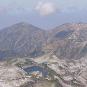2011年10月_三の越から室堂平野~大日岳