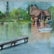 Bootshaus am Mattsee