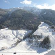 Ausblick auf den Schattberg